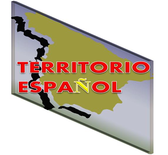 TERRITÓRIO ESPAÑOL .