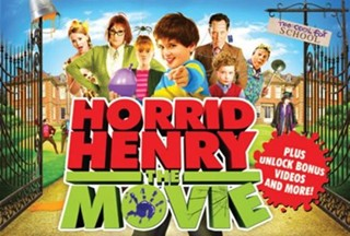 Free Watch Horrid Henry: The Movie (2011) Online - Film Euy! Free