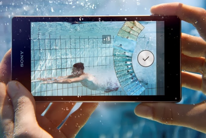 مراجعة وأسعار هاتف سوني إكسبيريا Sony Xperia Z1