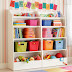 Children's Toy storage and organize solutions