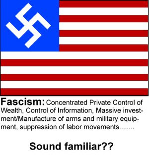american facism
