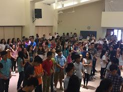 Hình ảnh: Khai giảng Giáo lý-Việt ngữ niên khóa 2017-2018