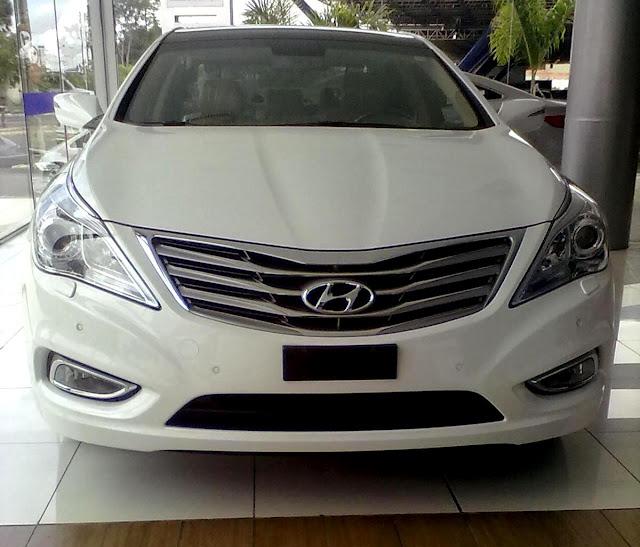 2013 Hyundai Azera Camshaft: Hyundai Azera ( 2013 ) From The Korean Giant !!