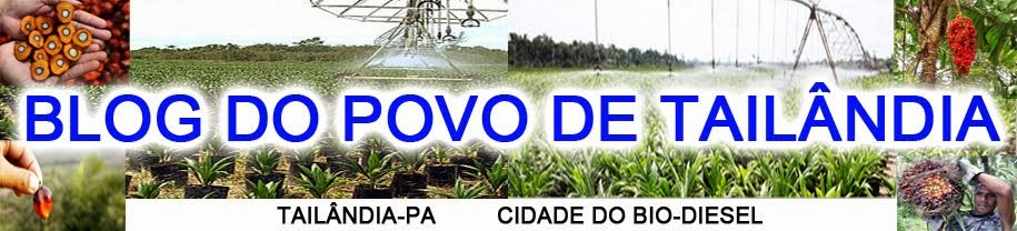 Blog do Povo de Tailândia