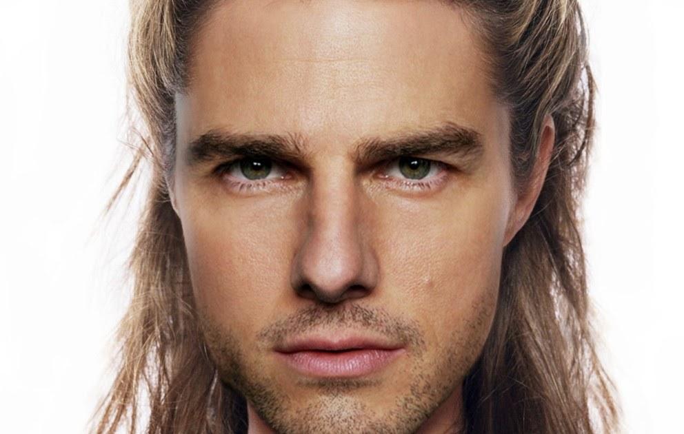 tom cruise long hair fashion
