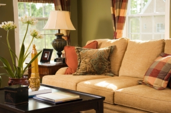 Living Room Ideas Olive Green eye for design: olive green interiors