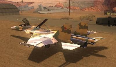 Mod Sukhoi Su-33 Flanker-D