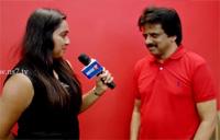A curious meet with Singer Srinivas