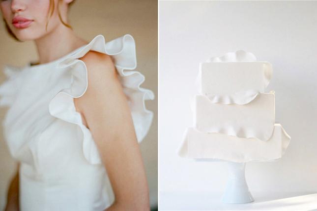 Заказать вкусный торт на свадьбу фото 3