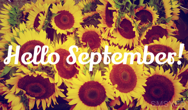 Hello September!