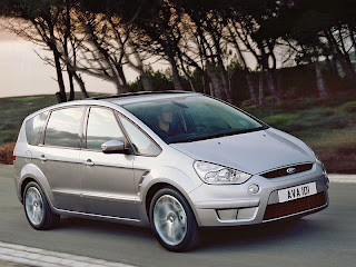 Enlargement EcoBoost engine in the Ford S-Max and Galaxy