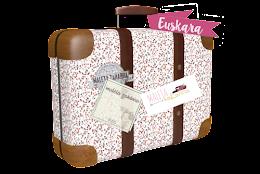 La maleta vieja en euskera