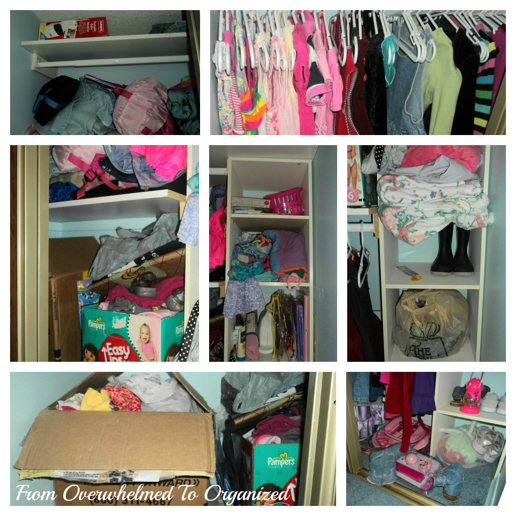 Organizing ideas for the weekend decluttering clothes for Ideas to organize a closet