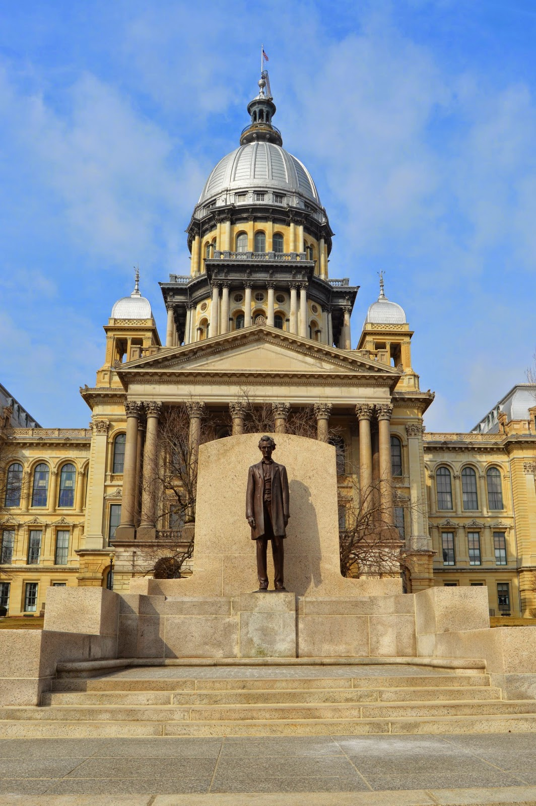 Illinois, Springfield Illinois, Springfield, Illinois State Capitol, Capitol Building