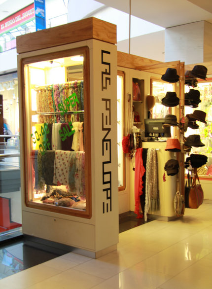 """Las Penélope"" llegaron al Alto Palermo Shopping"