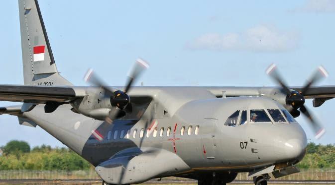 PT. Dirgantara Indonesia Targetkan Malaysia Beli Pesawat CN235 MPA RI