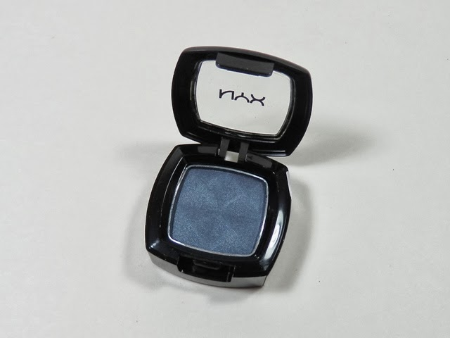 NYX Single Eyeshadow in Navy Blue