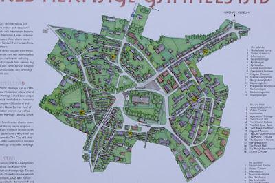 Gammelstad Kyrkstad karta