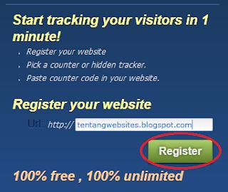 cara membuat histats di blog