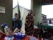 Grande Evento Promovido pelo Grupo Gaman- Missa Afro- Em 25/03/2012