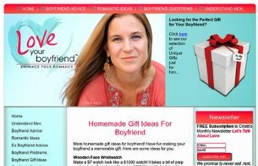 Quick Diy Gifts For Boyfriend