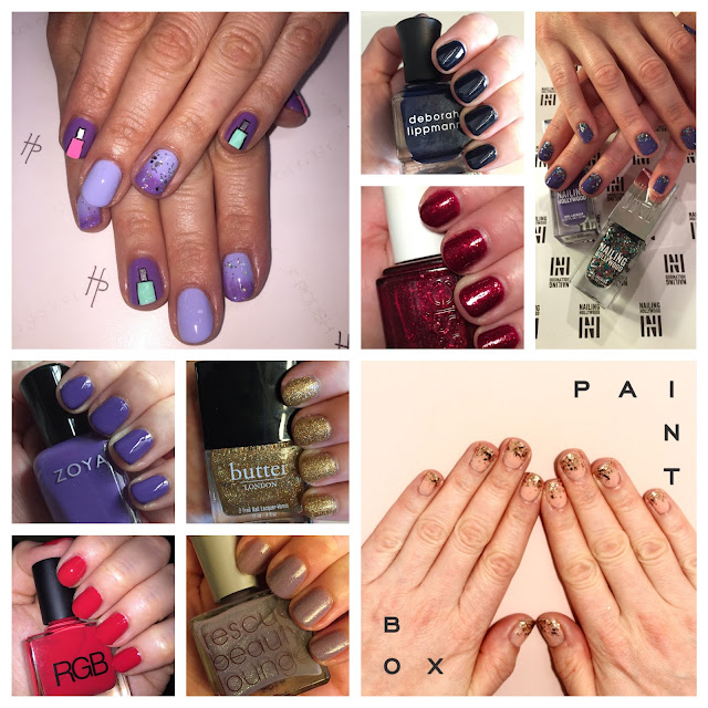 My 2015 in Nails, nail polish roundup, nail polish, nail lacquer, nail varnish, manicure, #ManiMonday