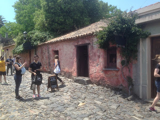 Colonia del Sacramentohttp://whc.unesco.org/en/list/747 is a wonderful colonial city on the waters of Rio Plata just across from Buenos Aires. This is a world away from the hustle and bustle of the big city. In fact, as I am typing this entry, I ...