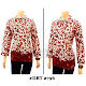 DBT2796 - Baju Bluse Batik Wanita Terbaru 2013