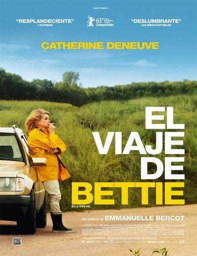 Ver El viaje de Bettie (2013) Online