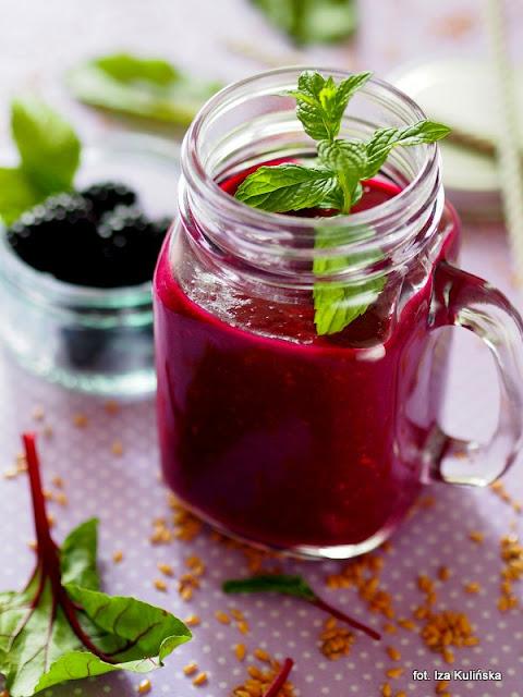 koktajl warzywno owocowy , śniadanie , samo zdrowie