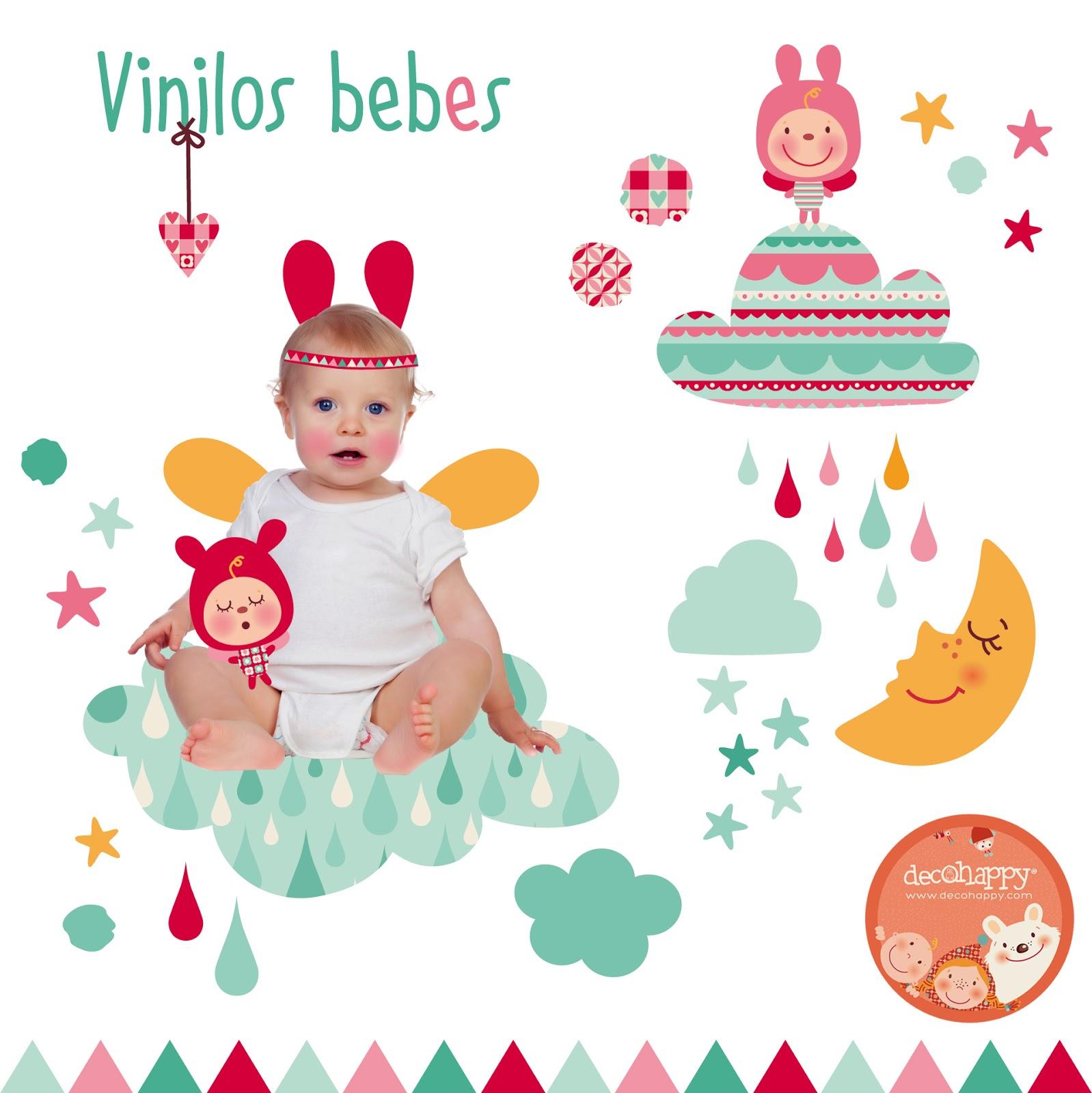 Vinilos infantiles for Vinilos infantiles bebe