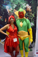 worst cosplay scarlet witch and vision