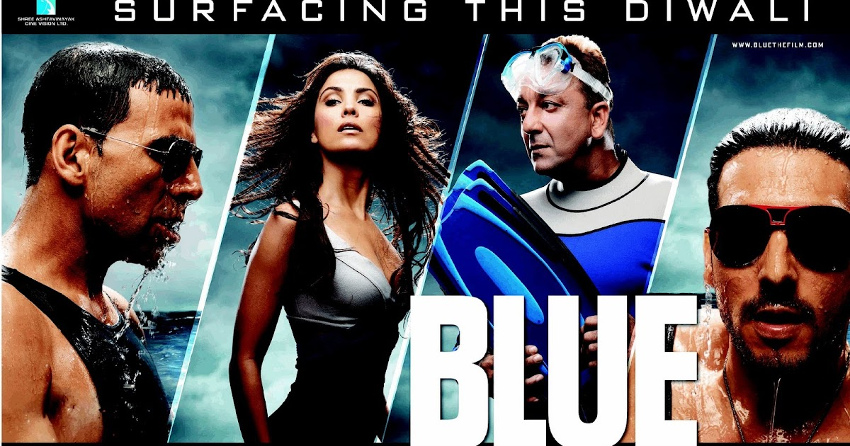 Good and blue flim photo the name