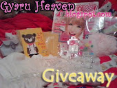 Gyaru Heaven Thank You Followers First GIVEAWAY! Closed