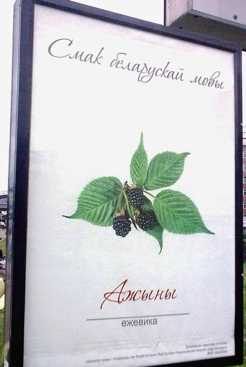 смак беларускай мовы