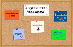 LOS ALQUIMISTAS DE LA PALABRA