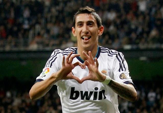 Real Madrid Setuju Jual Angel Di Maria 60 Juta