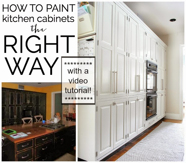 As Much As I Love Black Paint, This White Wall Of Cabinets Is Just Too  Good. Can You Believe This Before And After?