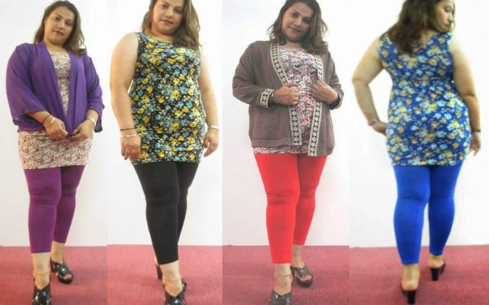 dress plus size di malaysia