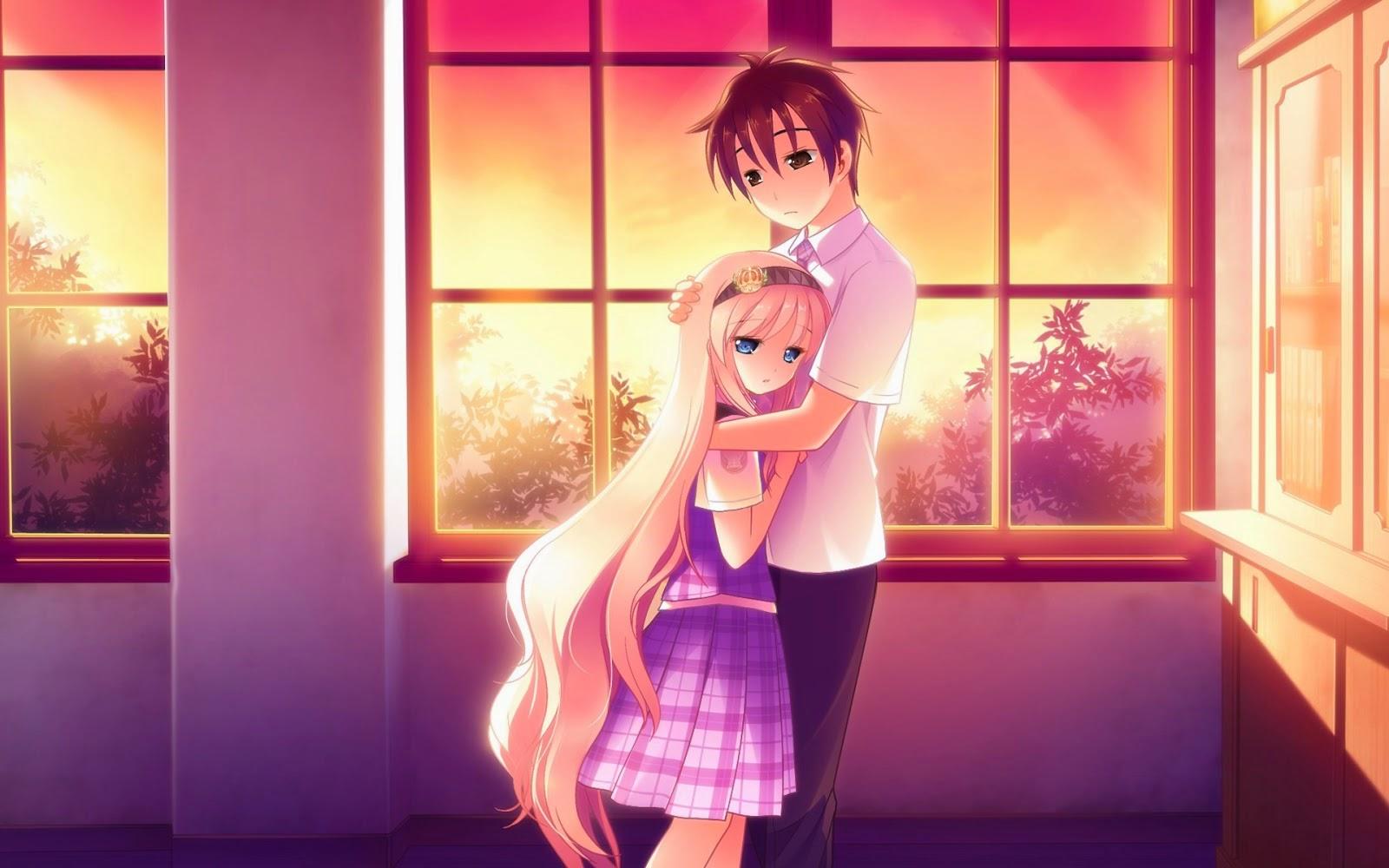 hình nền anime love đẹp nhất