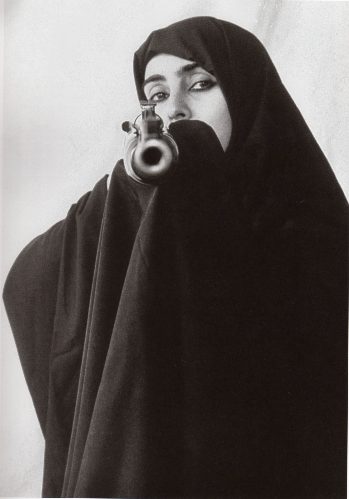 Women of Allah: Veils, Words and Guns: Gender and the Media ...
