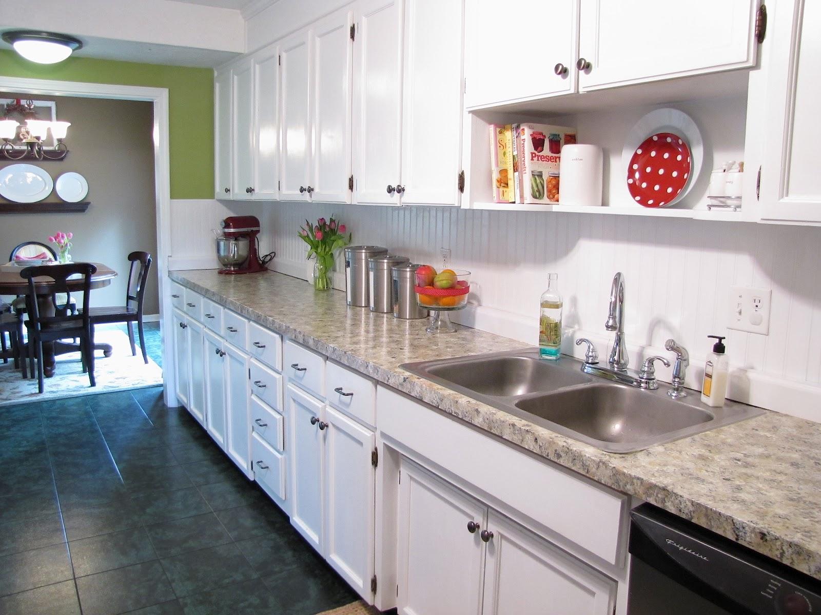 The Modest Homestead Updates On The Kitchen