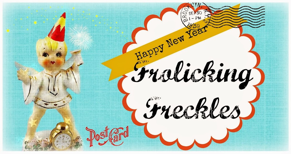 Frolicking Freckles