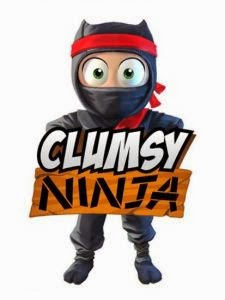 Clumsy Ninja (Mod unlimited money) free download