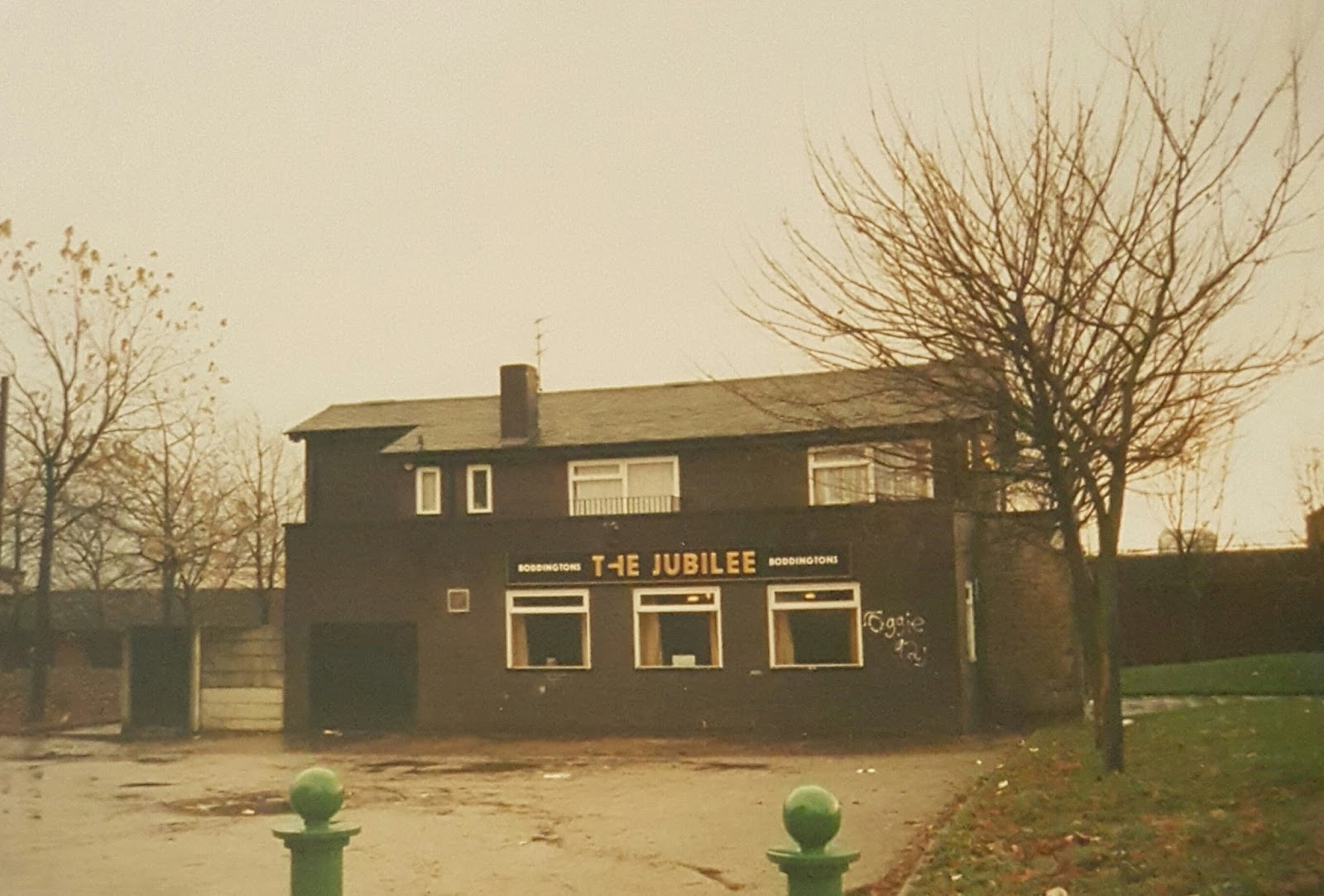 Pubs of Manchester: Jubilee, Tatton Street