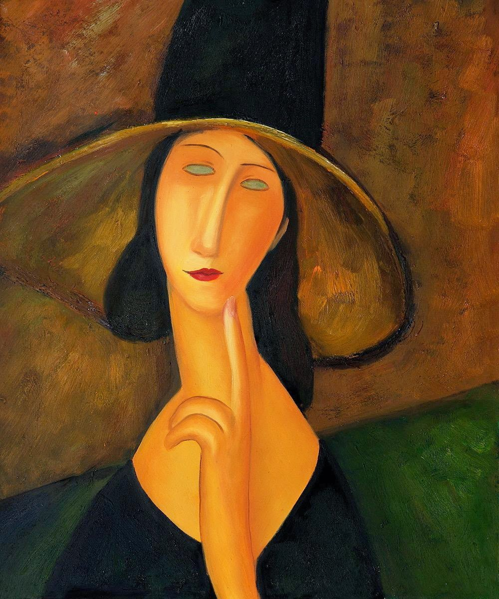 kati 39 s krabbels art on friday modigliani. Black Bedroom Furniture Sets. Home Design Ideas