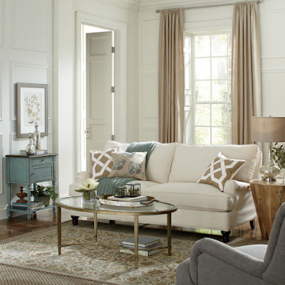 Birch Lane Slipcovered Montgomery Sofa-www.goldenboysandme.com