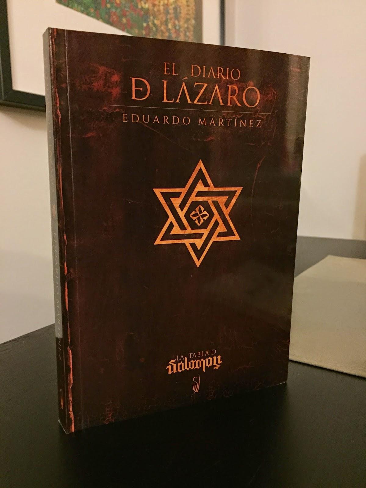 El Diario de Lazaro, Eduardo Martinez, Segunda Guerra Mundial