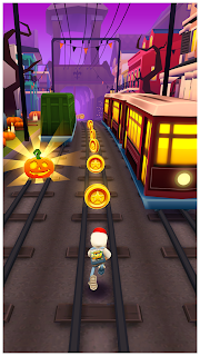 subway surfers apk coin collecting