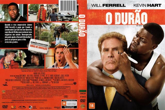 Capa DVD O Durão